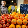 Kapani and Modiano Markets Thessaloniki  Greece