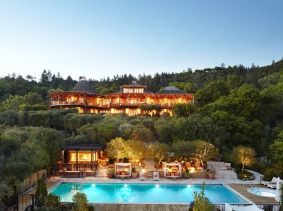 Auberge du Soleil Rutherford California United States