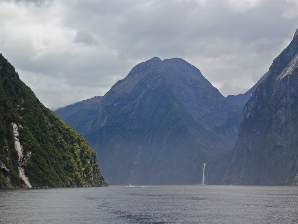 Hiking the Milford Track Fiordland National Park  New Zealand