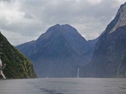 Milford Track Fiordland National Park  New Zealand