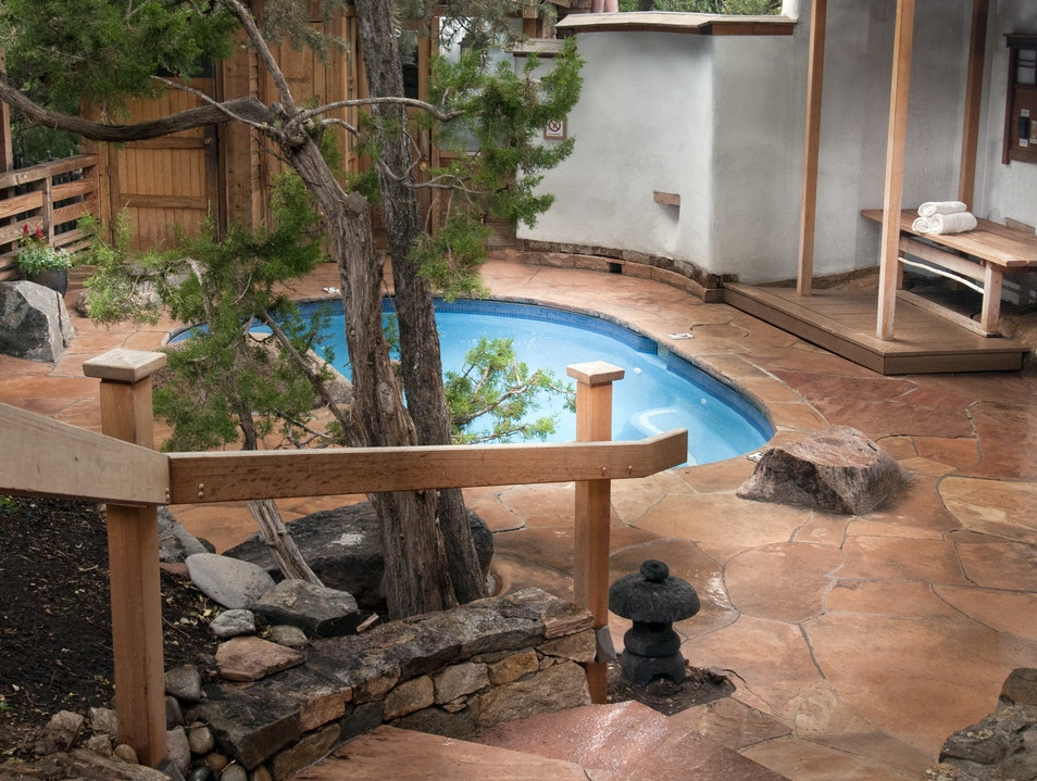 Ten Thousand Waves Japanese Health Spa & Resort Santa Fe New Mexico United States