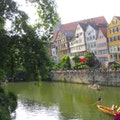 Neckar Weissach  Germany