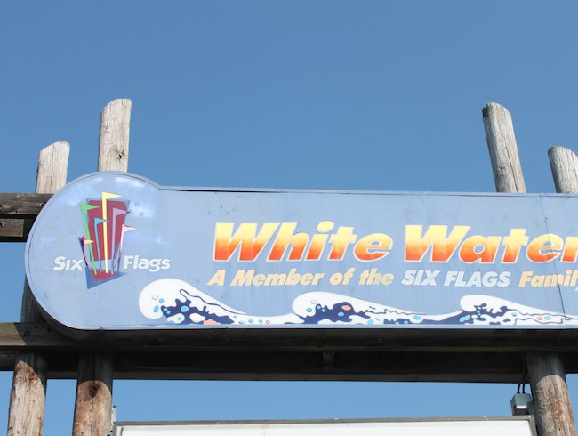 Cool Off at Atlanta's Six Flags White Water