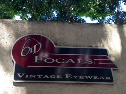 Old Focals Vintage Eyewear Pasadena California United States