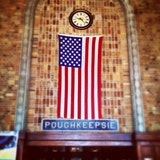 Poughkeepsie Station - Metro·North & Amtrak