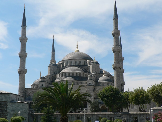 Blue mosque, bosphorus cruise , istanbul bosphorus tours