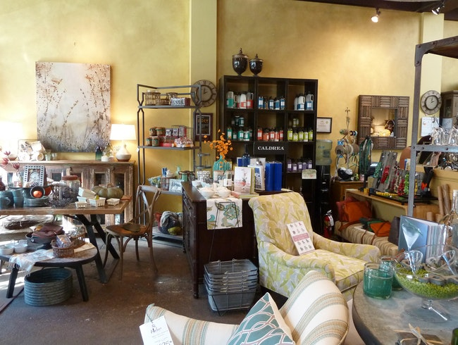 Get Shabby Chic and Cozy at Camelion