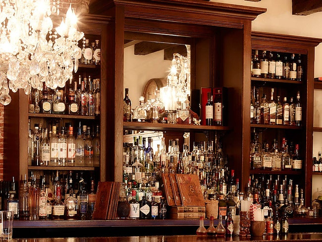 Tipples and Nibbles in Amsterdam