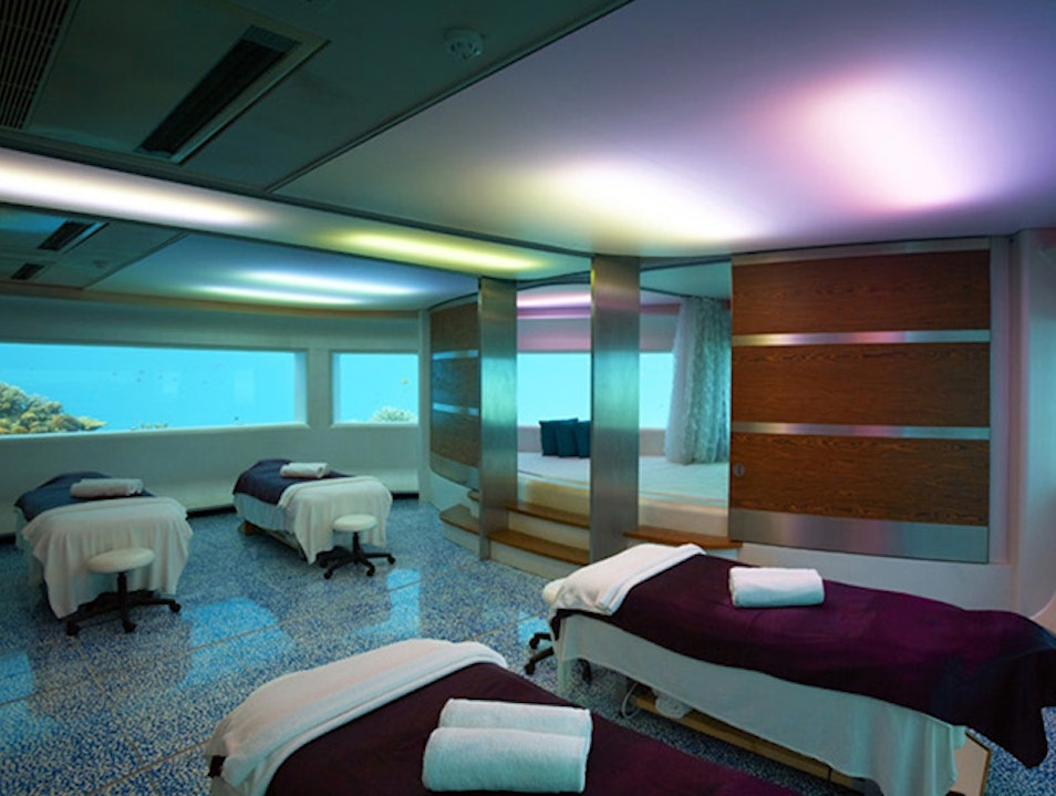 Lime Spa at Per Aquum Huvafen Fushi Resort  Kaafu Atoll  Maldives
