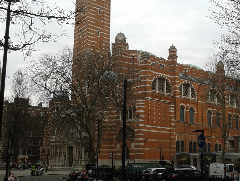 Westminster Cathedral London  United Kingdom