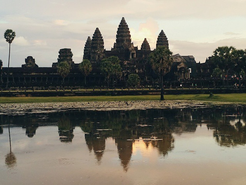 Top 5 Temples to see in Siem Reap Siem Reap  Cambodia