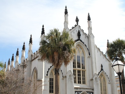 French Huguenot Church Charleston South Carolina United States