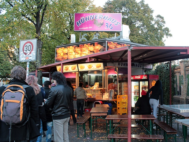 Berlin's Best Roast Chicken at Any Time of Day