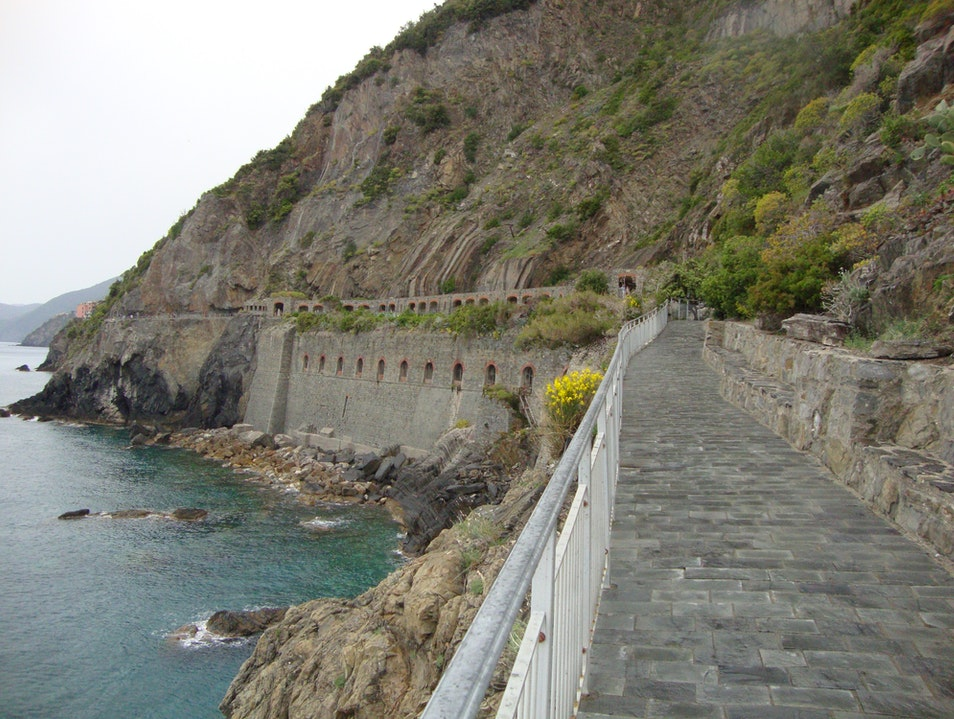 Via dell'Amore: The Lover's Way stroll