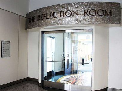 Berman Reflection Room, International Terminal A San Francisco California United States