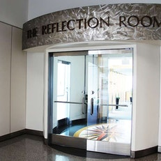 Berman Reflection Room, International Terminal A