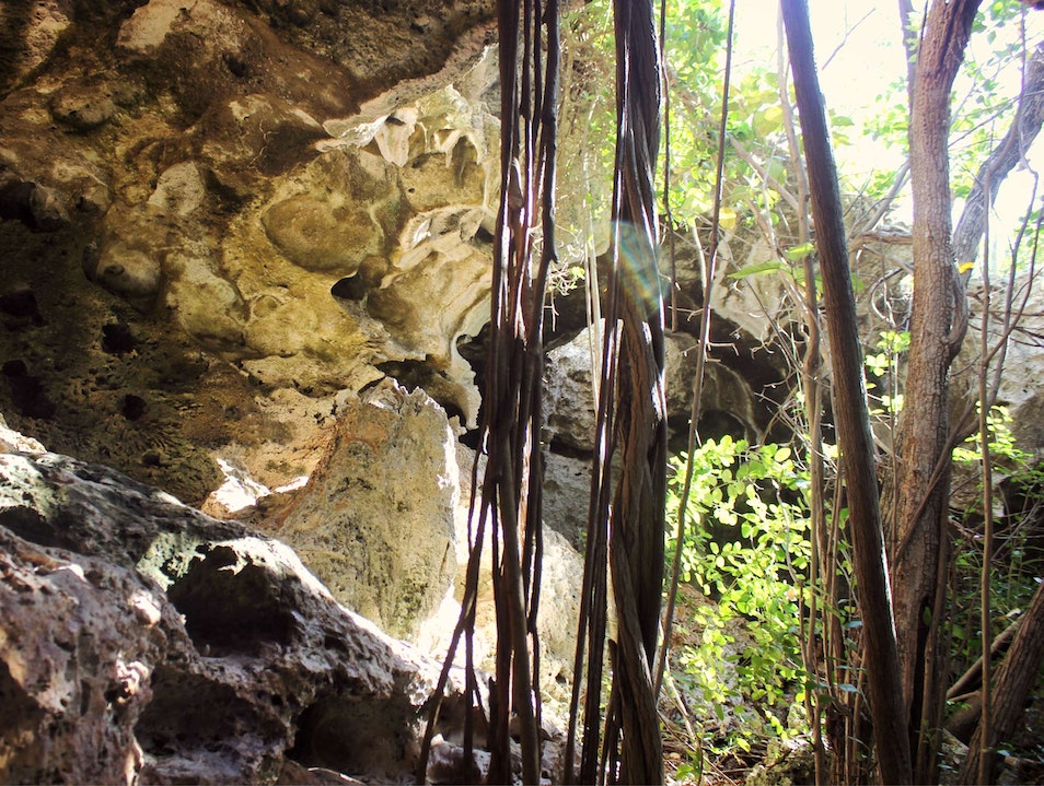 Explore the Caves on Cayman Brac Sister Islands  Cayman Islands