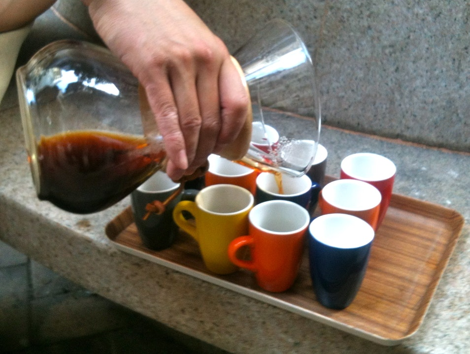 Macau's best brew from Africa to Java to Guatamala