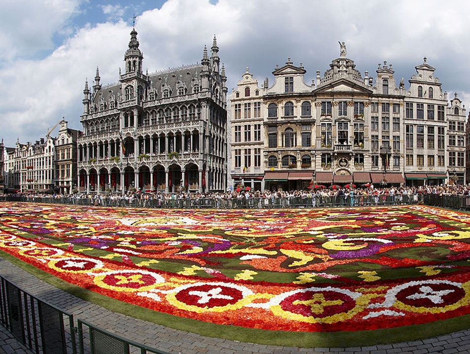 Brussels - The Ultimate European Experience