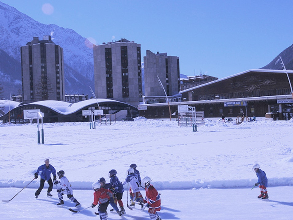 Year Round Sports Chamonix Mont Blanc  France