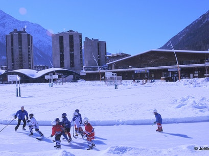 Centre Sportif Richard Bozon Chamonix  France