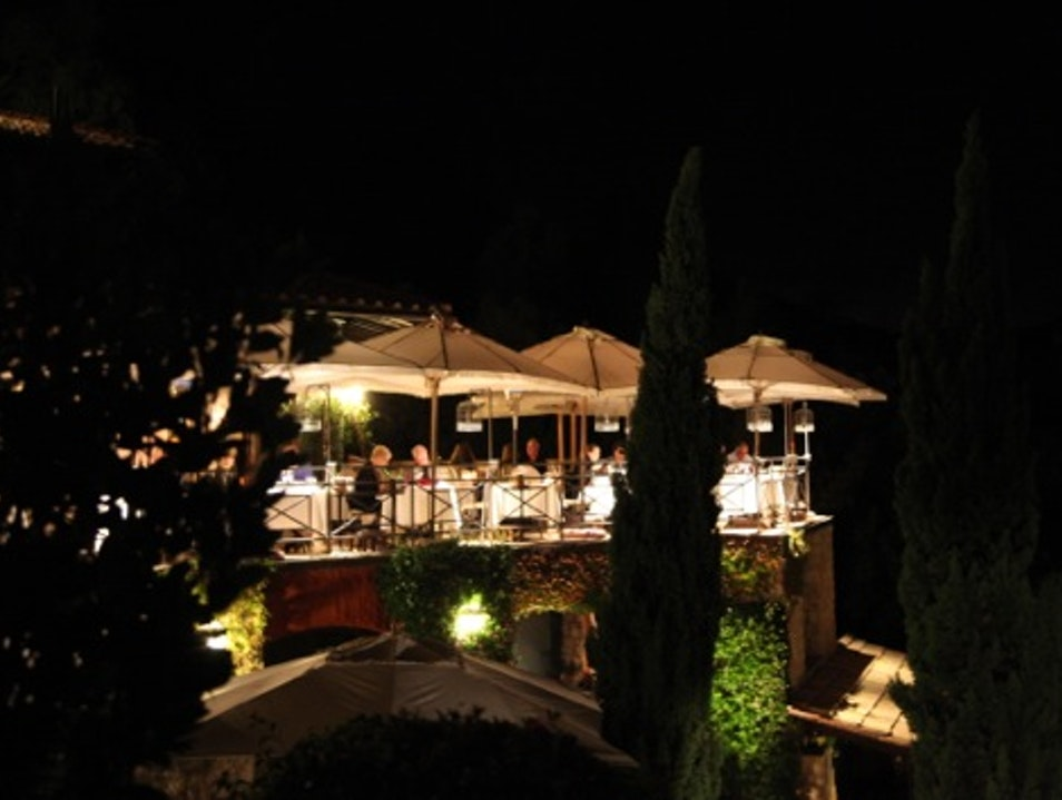 Fine dining under the stars Porto Ercole  Italy