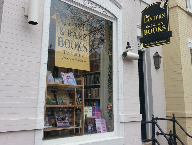 Bookstore with a Cause