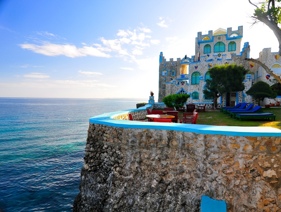 Stay in a Castle West End  Jamaica