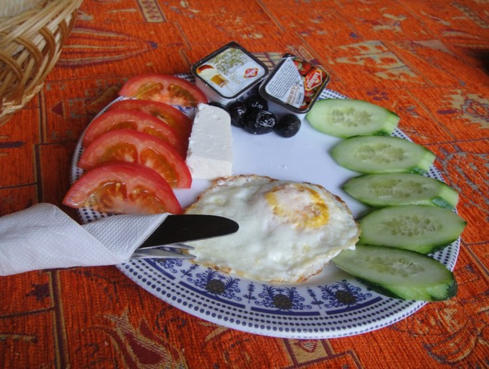 Turkish Breakfast Antalya  Turkey