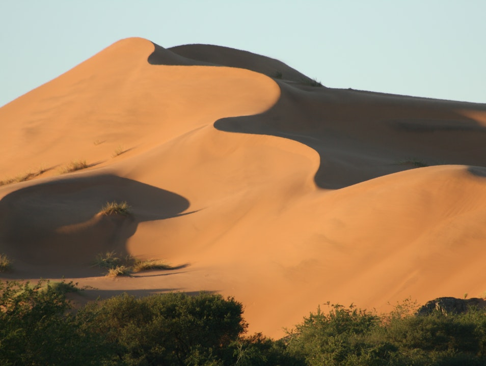 Lost in the Namib Sand Sea