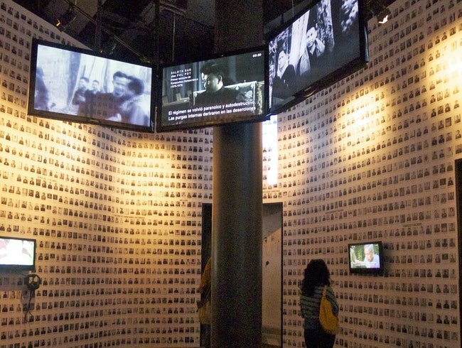 Memorializing History's Losses at a Memory and Tolerance Museum