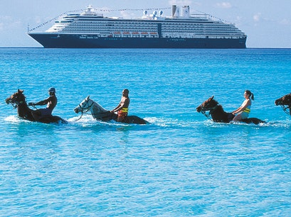 Horseback Riding Cat Island  The Bahamas