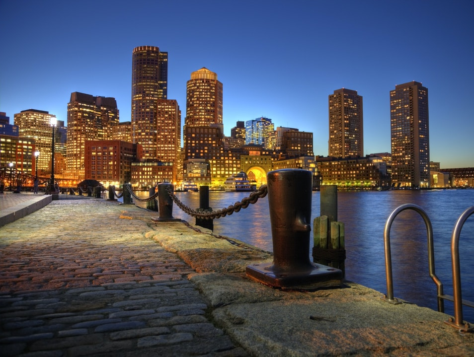 Explore Boston's Historical places in This Christmas