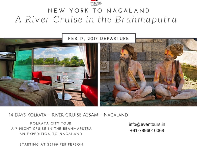 A River Cruise and an Authentic Naga Festival