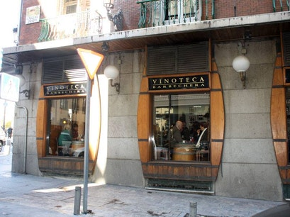 Vinoteca Barbechera Madrid  Spain