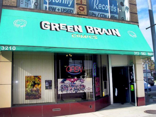 The Ultimate Comic Book Store