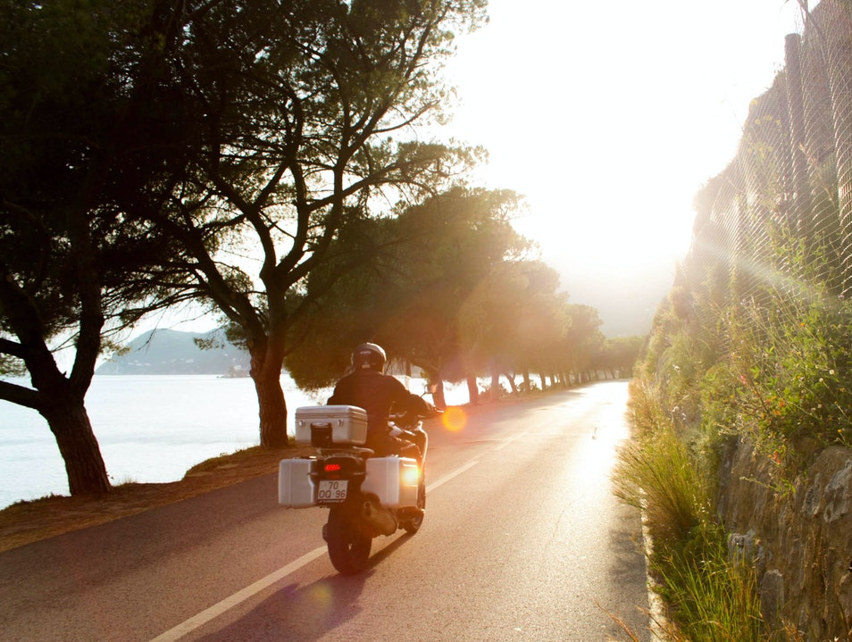 Discover Portugal by Motorcycle  Alcabideche  Portugal