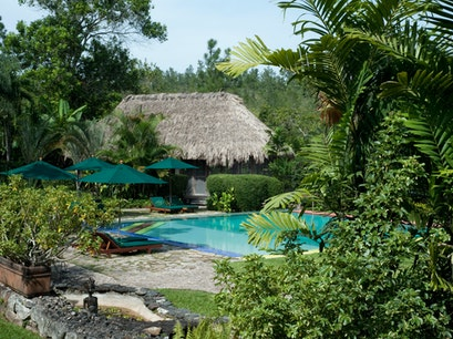 Blancaneaux Lodge   Belize