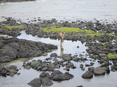 Richardson Beach Park Hilo Hawaii United States