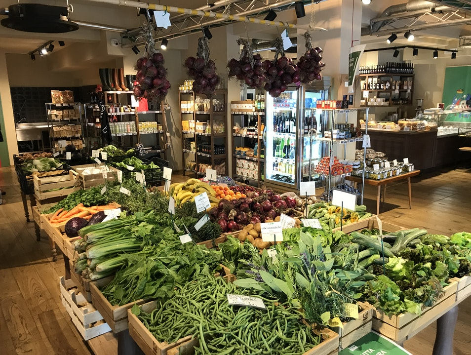 AN ARTISINAL FOOD MARKET IN FLORENCE Florence  Italy