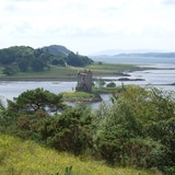 Castle Stalker View, Scotland