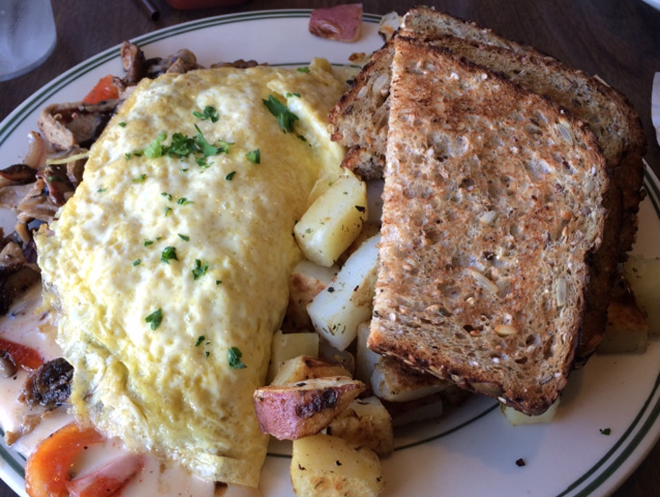 Hearty, yummy, and Gluten-free friendly Garberville California United States