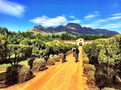 Waterford Wine Estate Stellenbosch  South Africa