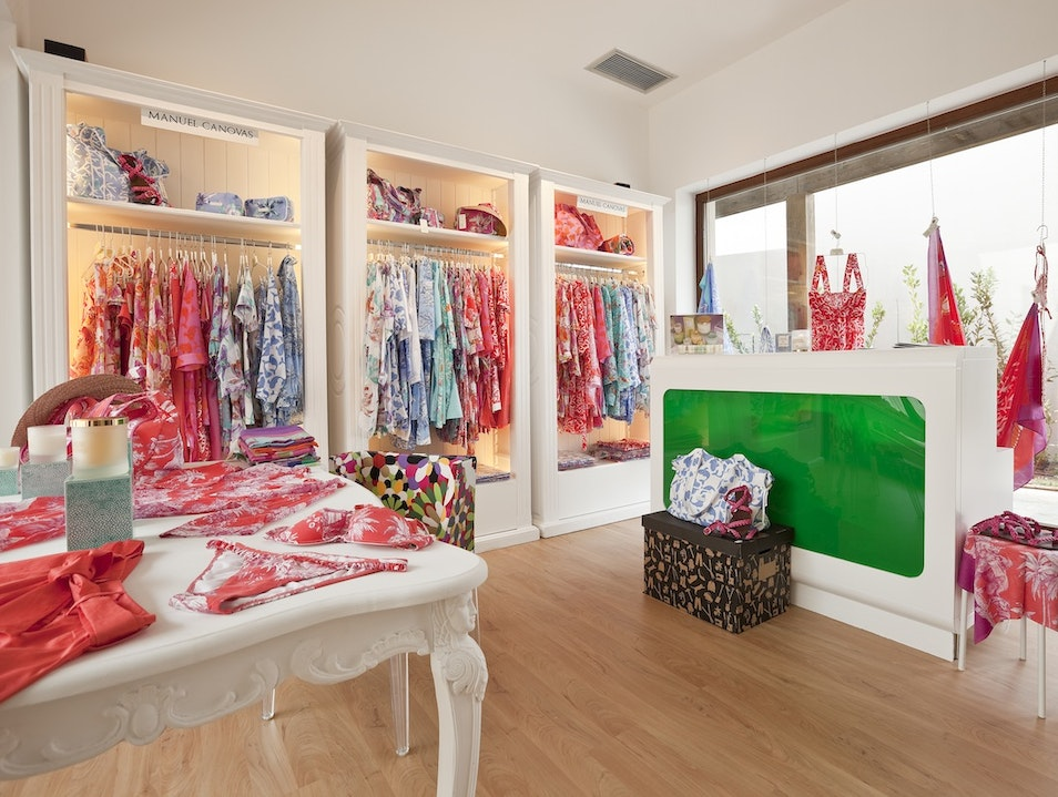 Beachy Clothing And Accessories At Manuel Canovas