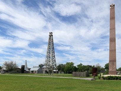 Spindletop-Gladys City Boomtown Museum Beaumont Texas United States