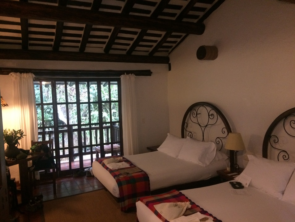 Relax in Style in Aguas Calientes