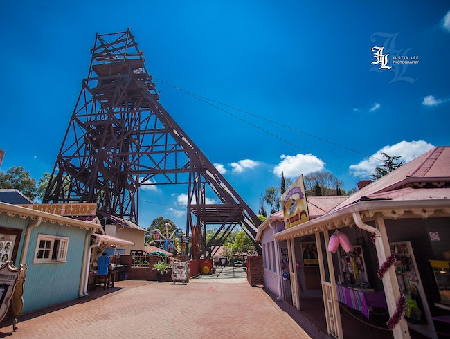 Experience the Miner's Revenge & Learn About The City of Gold