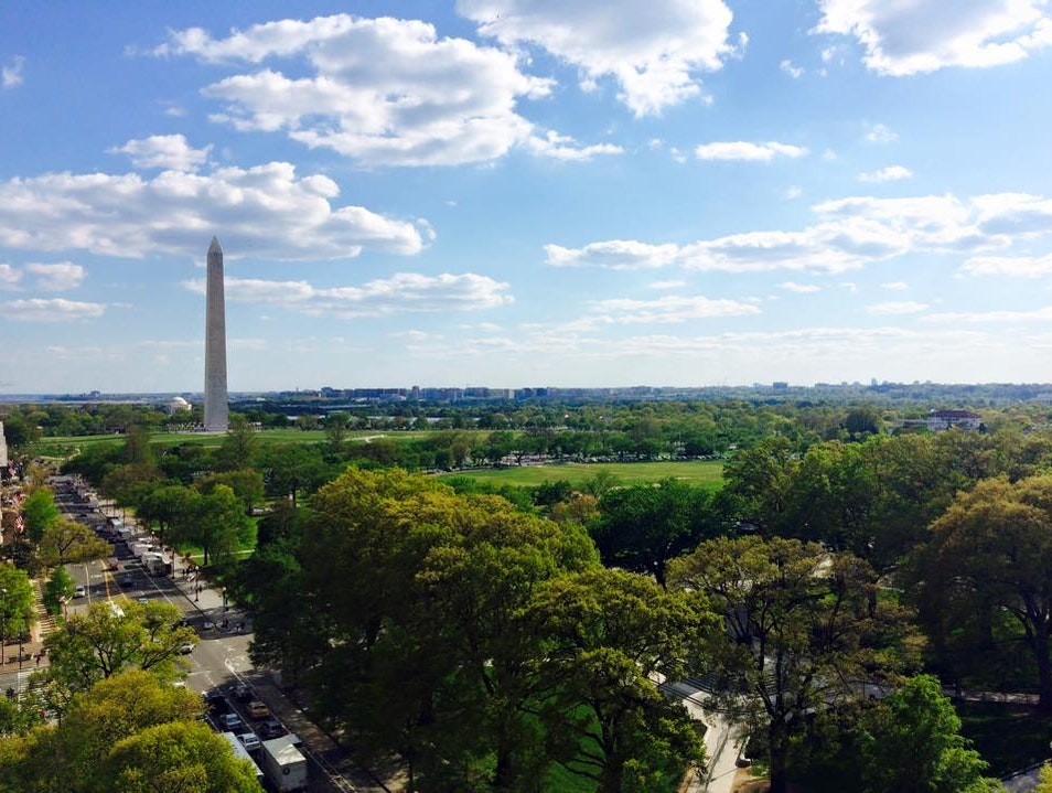 Best view in the District Washington, D.C. District of Columbia United States