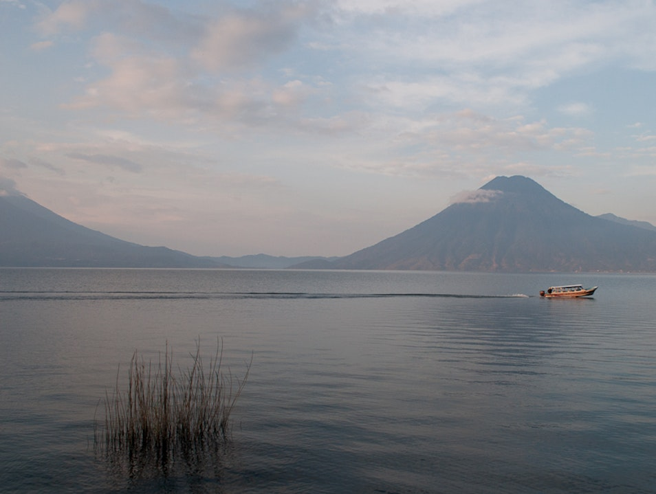 The most beautiful lake in the world? Sololá  Guatemala