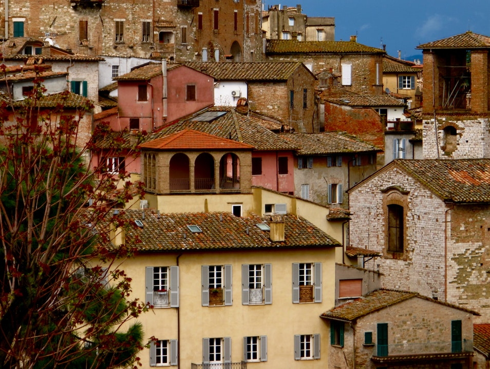 A Wander Through Umbria Perugia  Italy